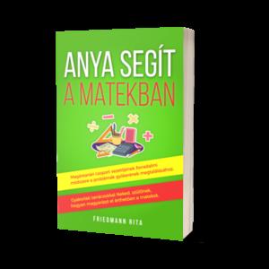 Anya segít a matekban matek könyv szülőknek