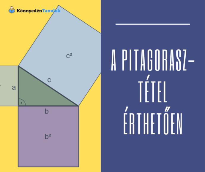 Pitagorasz tétel érthetően blogcikk