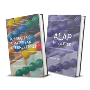 Matek könyv szülőknek Így segíts a matekban gyermekednek gyakorlo csomag